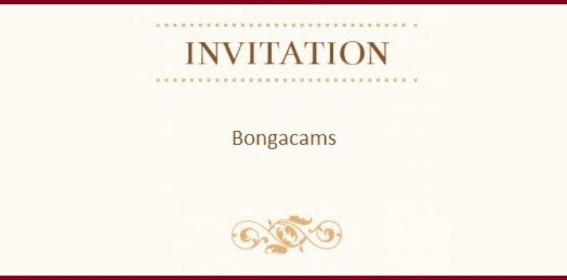 Invită membrii în private chat cu ajutorul noii funcții de pe Bongacams