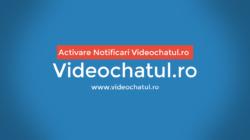 Notificari Videochatul ro Desktop