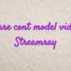 Adaugare cont model videochat Streamray