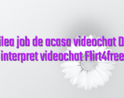 Al doilea job de acasa videochat Devino interpret videochat Flirt4free
