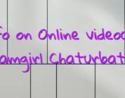 Info on Online videochat camgirl Chaturbate