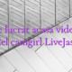 Job de lucrat acasa videochat model camgirl LiveJasmin