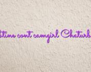 Obtine cont camgirl Chaturbate
