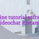 Online tutorial software videochat Rivcams