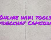Online wiki tools videochat Camsoda