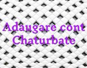 Adaugare cont Chaturbate