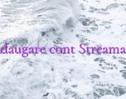 Adaugare cont Streamate