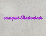camgirl Chaturbate