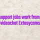 Chat support jobs work from home videochat Extasycams