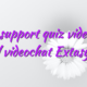 Chat support quiz videochat model videochat Extasycams
