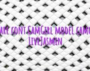 Creare cont CamGirl model camgirl LiveJasmin