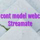 Creare cont model webcam girl Streamate