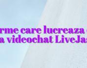 Firme care lucreaza de acasa videochat LiveJasmin