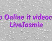 Info Online it videochat LiveJasmin