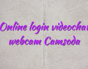 Info Online login videochat fata webcam Camsoda