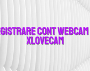 Inregistrare cont webcam girl Xlovecam