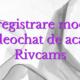 Inregistrare model videochat de acasa Rivcams