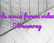 Job de acasa forum videochat Streamray