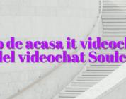 Job de acasa it videochat model videochat Soulcams