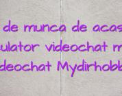 Loc de munca de acasa pe calculator videochat model videochat Mydirhobby