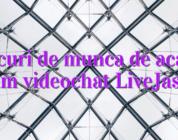 Locuri de munca de acasa forum videochat LiveJasmin