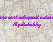 Obtine cont interpret videochat Mydirhobby