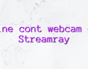 Obtine cont webcam girl Streamray