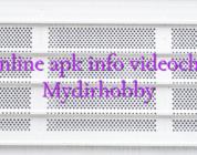 Online apk info videochat Mydirhobby