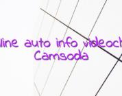 Online auto info videochat Camsoda