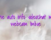 Online auto info videochat model webcam Imlive