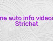 Online auto info videochat Strichat