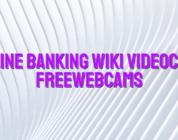 Online banking wiki videochat FreeWebcams