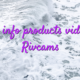 Online info products videochat Rivcams