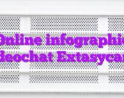 Online infographic videochat Extasycams