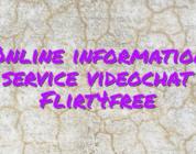 Online information service videochat Flirt4free