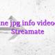 Online jpg info videochat Streamate