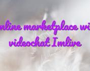 Online marketplace wiki videochat Imlive