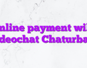 Online payment wiki videochat Chaturbate