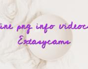 Online png info videochat Extasycams