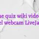 Online quiz wiki videochat model webcam LiveJasmin