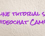 Online tutorial sites videochat Cam4
