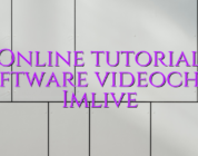 Online tutorial software videochat Imlive