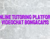 Online tutoring platform videochat Bongacams