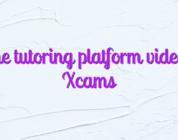 Online tutoring platform videochat Xcams