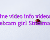 Online video info videochat webcam girl Streamate
