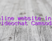 Online website info videochat Camsoda