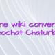 Online wiki converter videochat Chaturbate