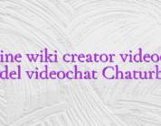 Online wiki creator videochat model videochat Chaturbate