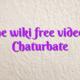 Online wiki free videochat Chaturbate