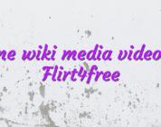 Online wiki media videochat Flirt4free